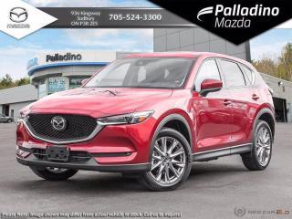 New 2021 Mazda CX-5 GT w/Turbo for sale in Sudbury, ON