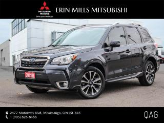 Used 2018 Subaru Forester 2.0XT Touring 2.5i Limited w/ Eyesight CVT|NO ACCIDENTS|ONE OWNER|NAV for sale in Mississauga, ON