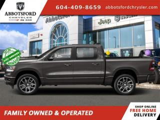 New 2021 RAM 1500 Sport  - HEMI V8 - Sunroof for sale in Abbotsford, BC