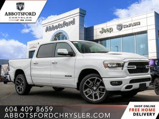 New 2021 RAM 1500 Sport  - HEMI V8 - Sunroof - Leather Seats for sale in Abbotsford, BC