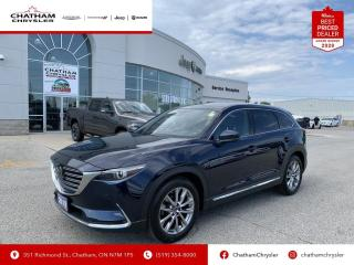 Used 2019 Mazda CX-9 GT 3rd Row Seating/Loaded for sale in Chatham, ON