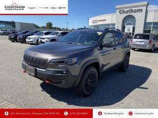 New 2020 Jeep Cherokee Trailhawk for sale in Chatham, ON