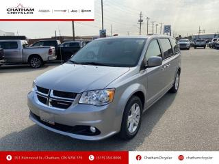 New 2020 Dodge Grand Caravan Crew for sale in Chatham, ON