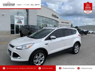 Used 2016 Ford Escape 4WD 4DR TITANIUM for sale in Chatham, ON