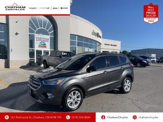 Used 2018 Ford Escape SE FWD for sale in Chatham, ON