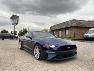Used 2018 Ford Mustang for sale in Ridgetown, ON