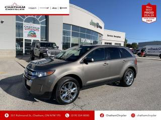 Used 2013 Ford Edge 4DR Sel AWD for sale in Chatham, ON