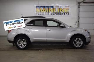 Used 2017 Chevrolet Equinox 1LT for sale in Watrous, SK