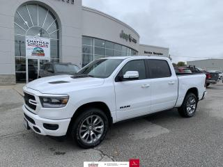 Used 2019 RAM 1500 Nav/Dual Pane Pano Roof for sale in Chatham, ON