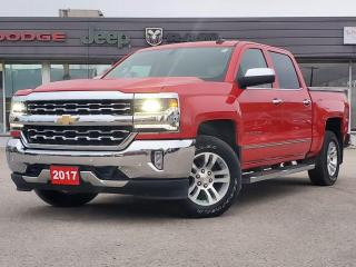 Used 2017 Chevrolet Silverado 1500 SUNROOF | LEATHER | LTZ for sale in Listowel, ON