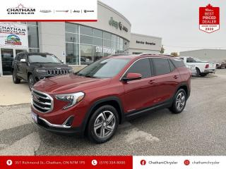 Used 2018 GMC Terrain SLT Diesel Nav/Apple Carplay/Heated Seats for sale in Chatham, ON
