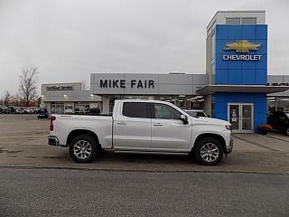 New 2021 Chevrolet Silverado 1500 LTZ for sale in Smiths Falls, ON