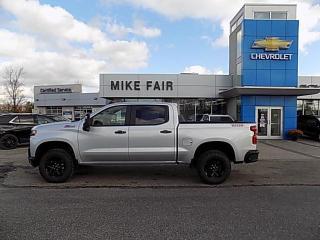 New 2021 Chevrolet Silverado 1500 LT Trail Boss for sale in Smiths Falls, ON