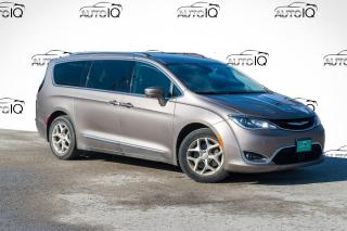 Used 2017 Chrysler Pacifica Touring-L Plus for sale in Barrie, ON