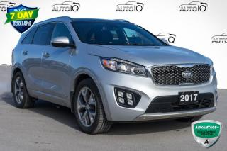 Used 2017 Kia Sorento 3.3L SX AWD LEATHER INTERIOR for sale in Innisfil, ON