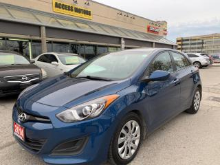 Used 2014 Hyundai Elantra GT 5dr HB Auto GL for sale in North York, ON