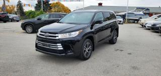 Used 2019 Toyota Highlander 2WD LE for sale in Burlington, ON