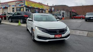 Used 2019 Honda Civic SEDAN LX MANUAL for sale in Scarborough, ON