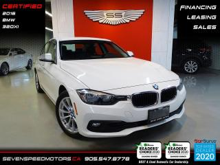 Used 2016 BMW 3 Series 320XI | CLEAN CARFAX | CERTIFIED | FINANCE | 9055478778 for sale in Oakville, ON