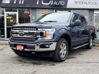 Used 2018 Ford F-150 XLT 4WD SUPERCREW 5.5' BOX for sale in Bowmanville, ON