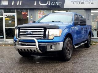 Used 2010 Ford F-150 4WD SUPERCREW 145