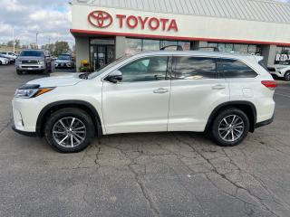 Used 2017 Toyota Highlander XLE for sale in Cambridge, ON
