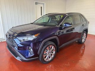 Used 2019 Toyota RAV4 LIMITED  AWD for sale in Pembroke, ON