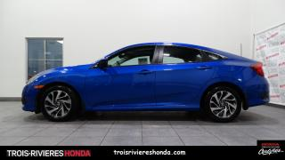 Used 2017 Honda Civic EX + GARANTIE 5/120 + HONDA SENSING ! for sale in Trois-Rivières, QC