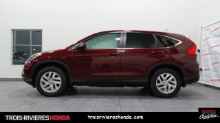 Used 2015 Honda CR-V EX + GARANTIE 7/160 + AWD + BAS KILO ! for sale in Trois-Rivières, QC