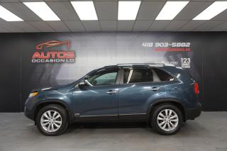 Used 2011 Kia Sorento LX AWD V6 AUTO MAGS SIÈGES BLUETOOTH 132 760 KM for sale in Lévis, QC