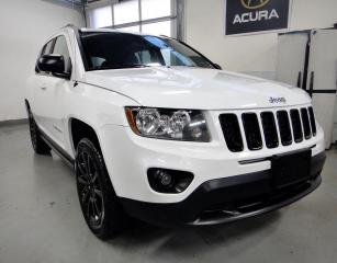 Used 2012 Jeep Compass DEALER MAINTAIN,ONE OWNER,NO ACCIDENT for sale in North York, ON