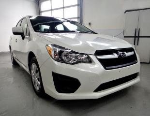 Used 2014 Subaru Impreza DEALER MAINTAIN,NO ACCIDENT for sale in North York, ON