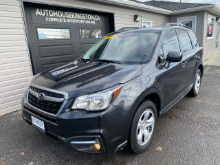 Used 2017 Subaru Forester i for sale in Kingston, ON