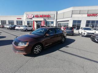 Used 2016 Volkswagen Jetta 1.8T COMFORTLINE CAM DE RECUL **BANC CHAUFFANT MAG for sale in Mcmasterville, QC