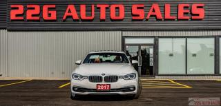 Used 2017 BMW 3 Series 330i xDrive|ACCIDENT FREE|BACKUP|LEATHER|NAV|SUNRO for sale in Brampton, ON