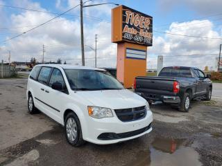 Used 2016 Dodge Grand Caravan **NO ACCIDENTS**GREAT CONDITION**CERTIFIED for sale in London, ON
