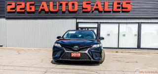 Used 2019 Toyota Camry SE|ACCIDENT FREE|BACKUP CAM|CAR PLAY for sale in Brampton, ON