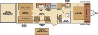 Used 2021 Forest River Shasta 260TH for sale in Tilbury, ON