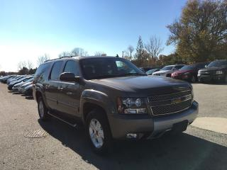 Used 2013 Chevrolet Suburban LT . LEATHER-DVD PLAYER-FULLY LOADED! BEAUTIFUL. for sale in London, ON