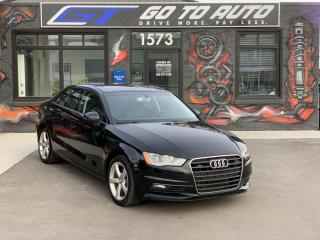 Used 2015 Audi A3 2.0T Progressiv for sale in Regina, SK