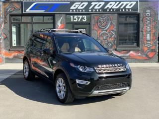 Used 2016 Land Rover Discovery Sport HSE LUXURY for sale in Regina, SK