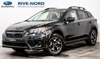 Used 2019 Subaru XV Crosstrek Convenience BLUETOOTH+CAM.RECUL+APPLE.CARPLAY for sale in Boisbriand, QC