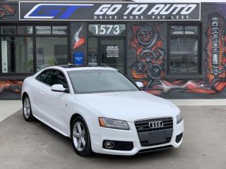 Used 2011 Audi A5 2.0L Premium Plus for sale in Regina, SK