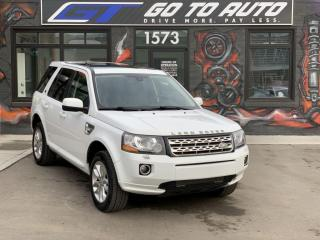 Used 2014 Land Rover LR2 HSE for sale in Regina, SK