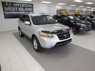 Used 2008 Hyundai Santa Fe GL AUTO MAGS A/C CRUISE GROUPE ÉLECTRIQU for sale in Dorval, QC
