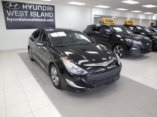 Used 2011 Hyundai Sonata PREMIUM HYBRID AUTO TOIT CUIR NAV MAGS C for sale in Dorval, QC