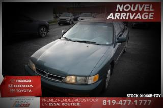 Used 1997 Honda Accord CUIR| TOIT| AUTOMATIQUE for sale in Drummondville, QC
