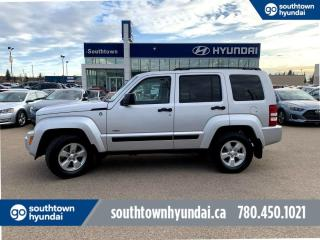 Used 2009 Jeep Liberty SPORT/4WD/3.7L V6/SUNROOF for sale in Edmonton, AB