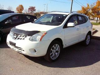 Used 2012 Nissan Rogue SV for sale in Georgetown, ON