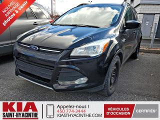 Used 2014 Ford Escape SE * CAMÉRA DE RECUL / SIÈGES CHAUFFANTS for sale in St-Hyacinthe, QC